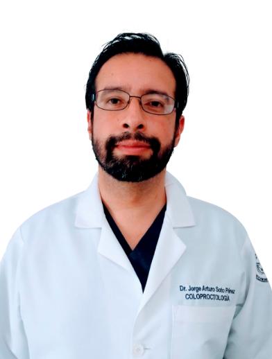 Dr. Jorge Arturo Soto Pérez